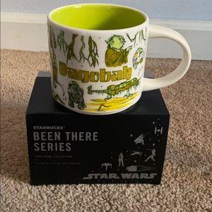 Starbucks Star Wars been there series mug